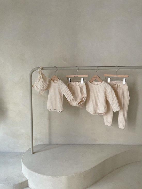 MONBEBE - Korean Children Fashion - #Kfashion4kids - Croiffle Bloomer - 3