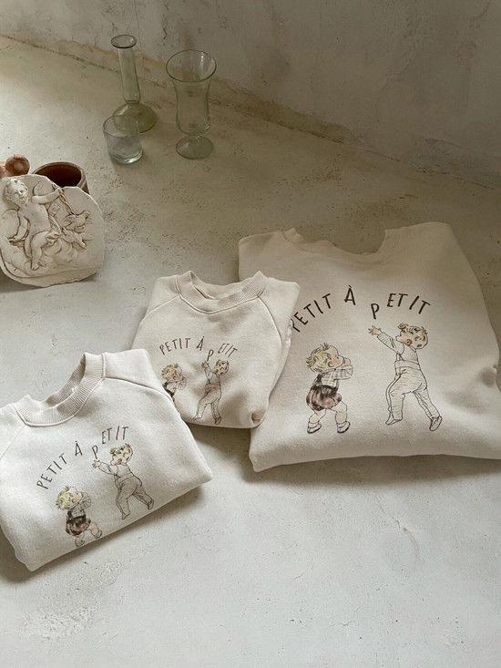 MONBEBE - Korean Children Fashion - #Kfashion4kids - Petit Print Bodysuit