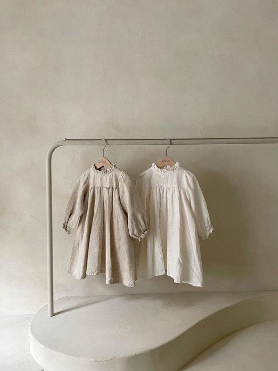 MONBEBE - Korean Children Fashion - #Kfashion4kids - Emma One-piece - 12