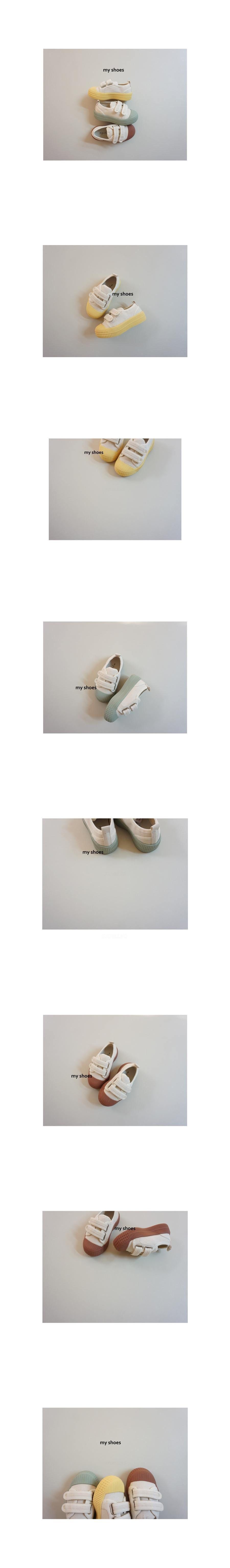 MY SOCKS - Korean Children Fashion - #Kfashion4kids - Cabbage Shoes