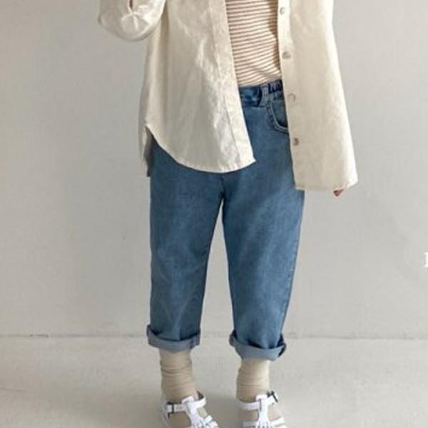 RODA J - BRAND - Korean Children Fashion - #Kfashion4kids - 801 Denim Pants