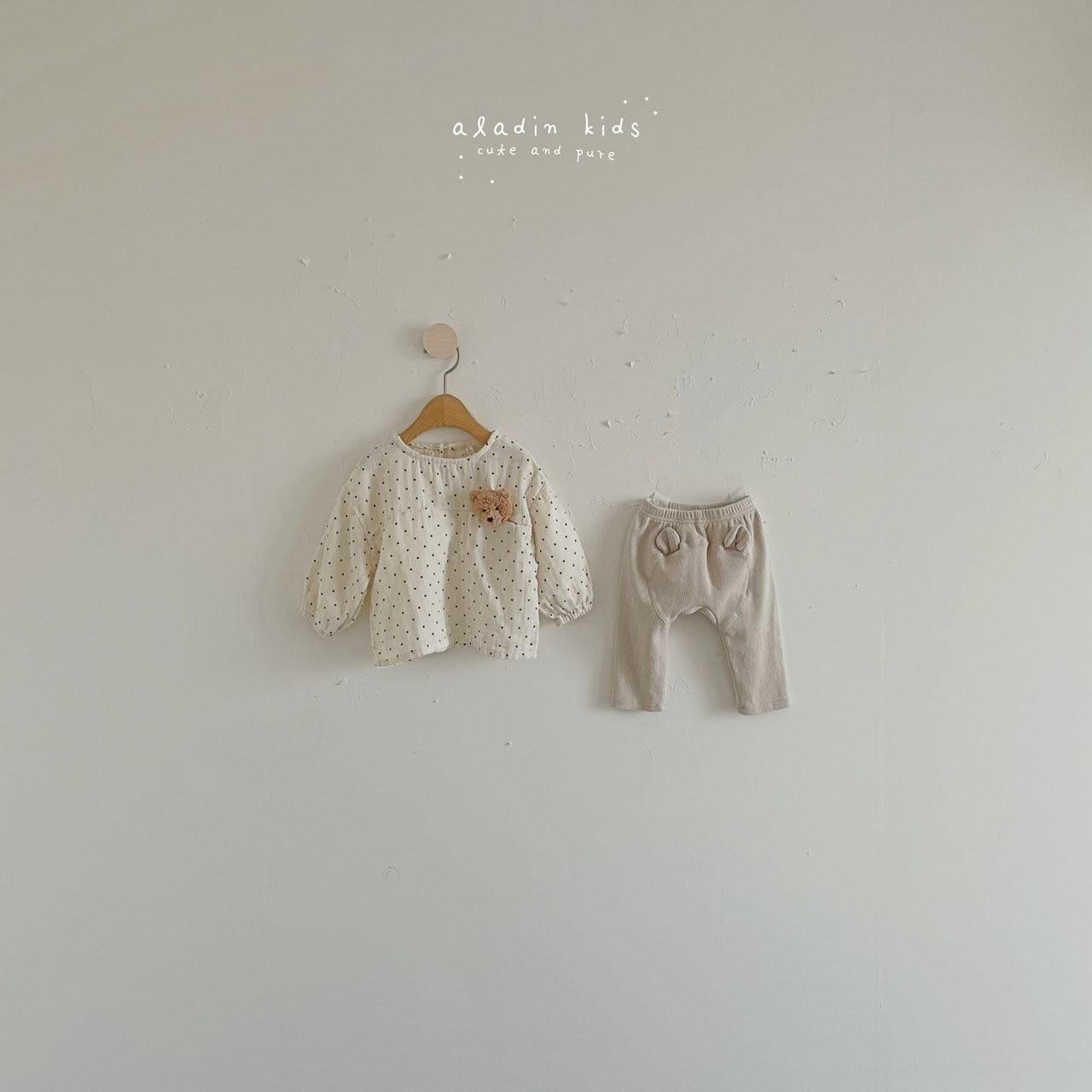 ALADIN - Korean Children Fashion - #Kfashion4kids - Pocket Blouse - 7