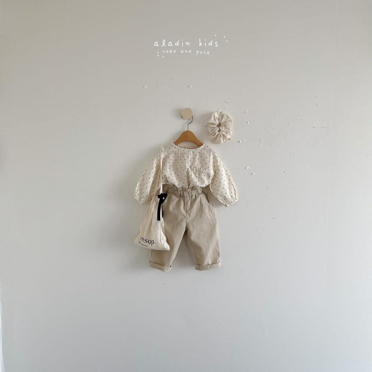 ALADIN - Korean Children Fashion - #Kfashion4kids - Frill Pants - 5