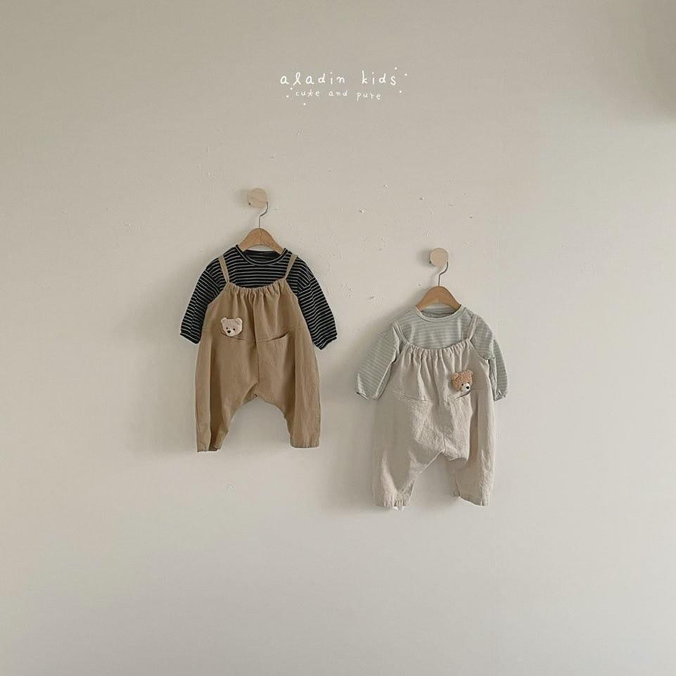 ALADIN - Korean Children Fashion - #Kfashion4kids - Circle Overall - 4