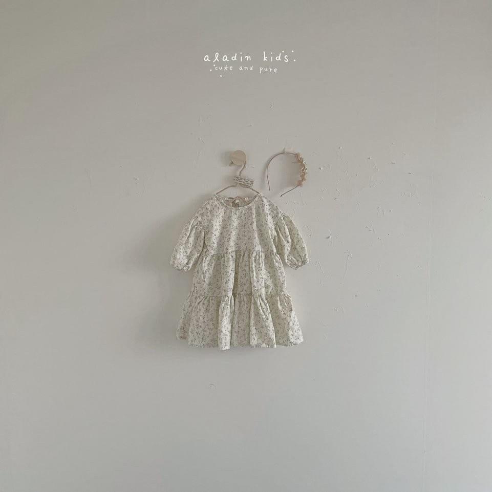 ALADIN - Korean Children Fashion - #Kfashion4kids - Cancan One-piece - 4