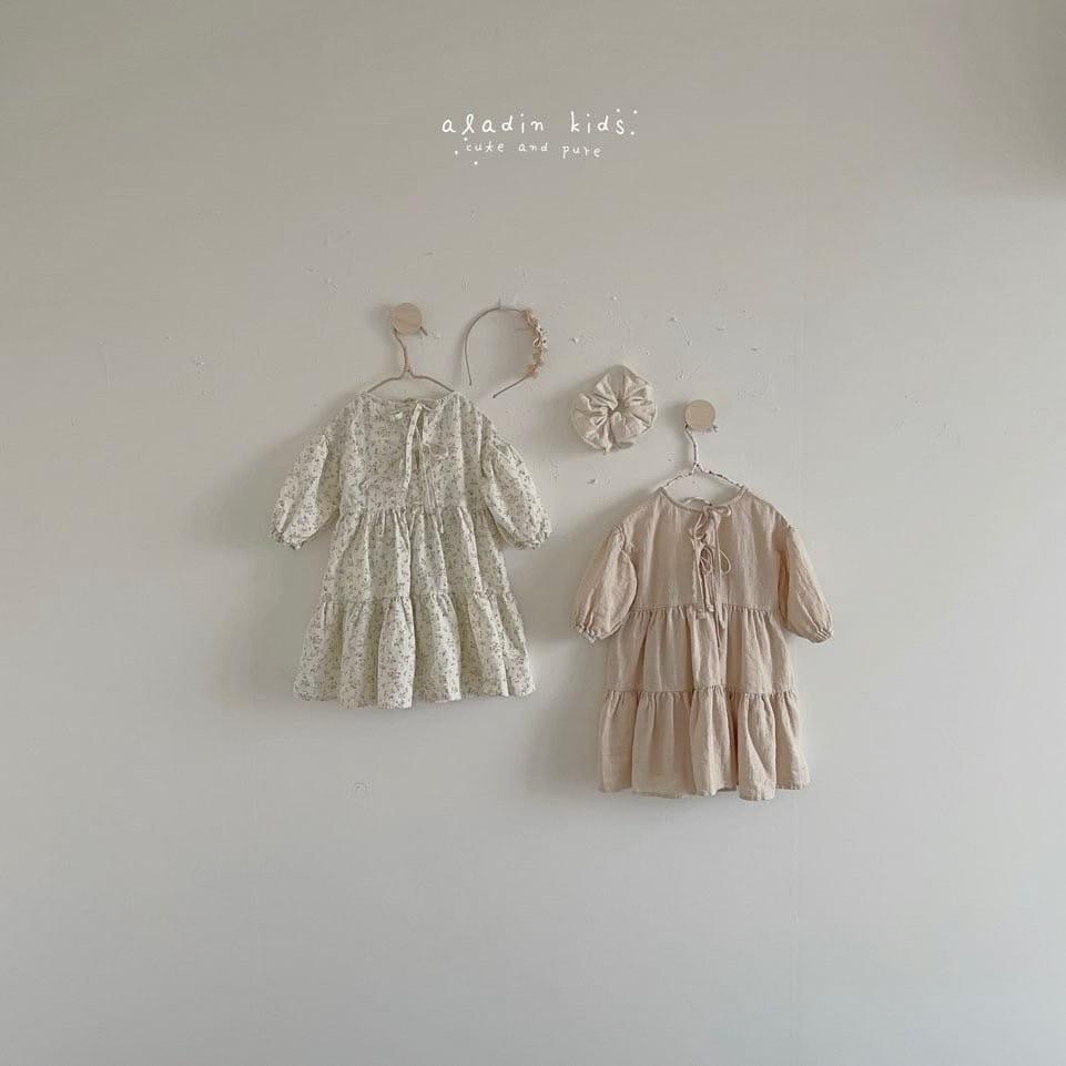 ALADIN - Korean Children Fashion - #Kfashion4kids - Cancan One-piece - 5