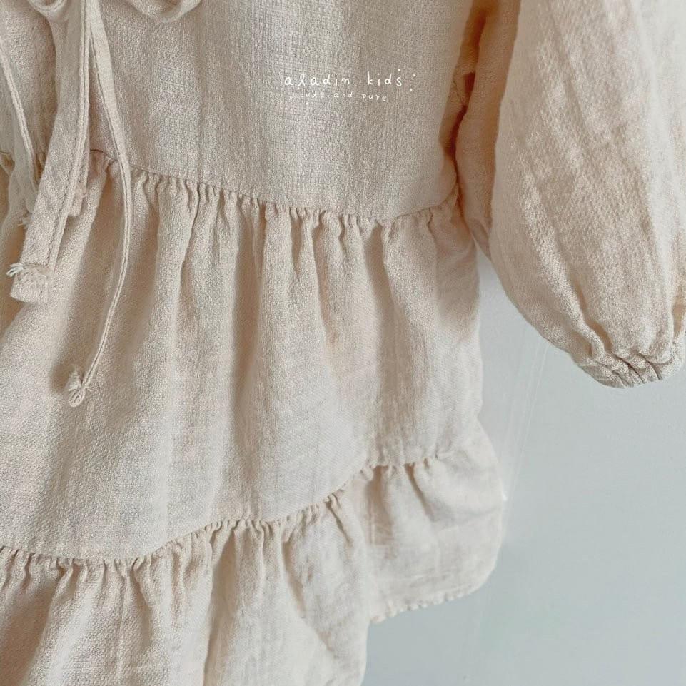 ALADIN - Korean Children Fashion - #Kfashion4kids - Cancan One-piece - 9