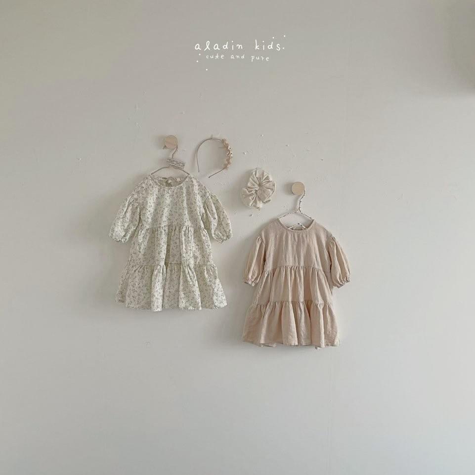 ALADIN - BRAND - Korean Children Fashion - #Kfashion4kids - Cancan One-piece