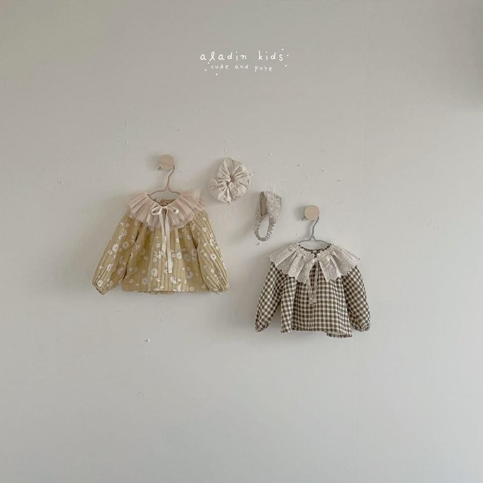 ALADIN - Korean Children Fashion - #Kfashion4kids - Point Cape - 4