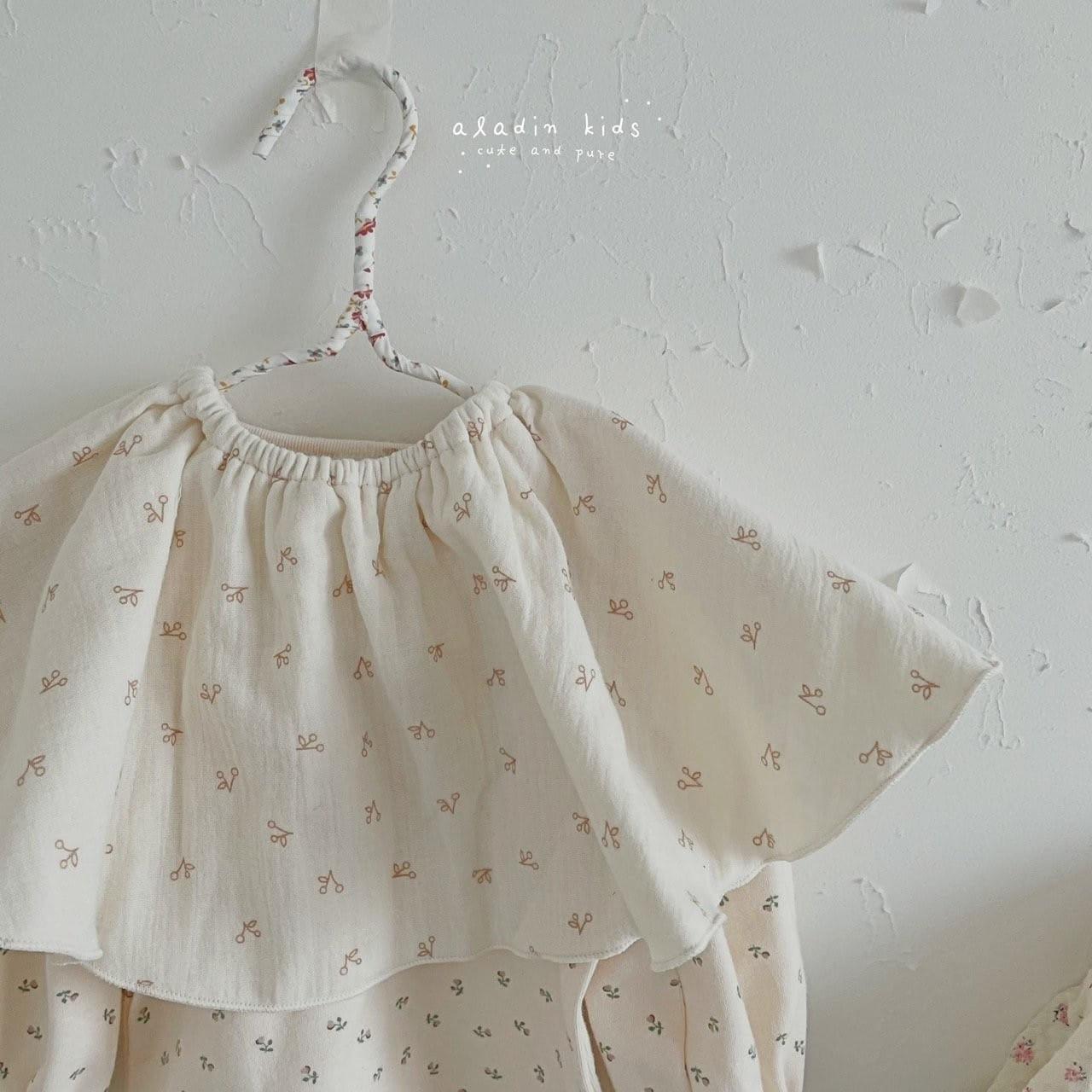 ALADIN - Korean Children Fashion - #Kfashion4kids - Everyday Bib - 2