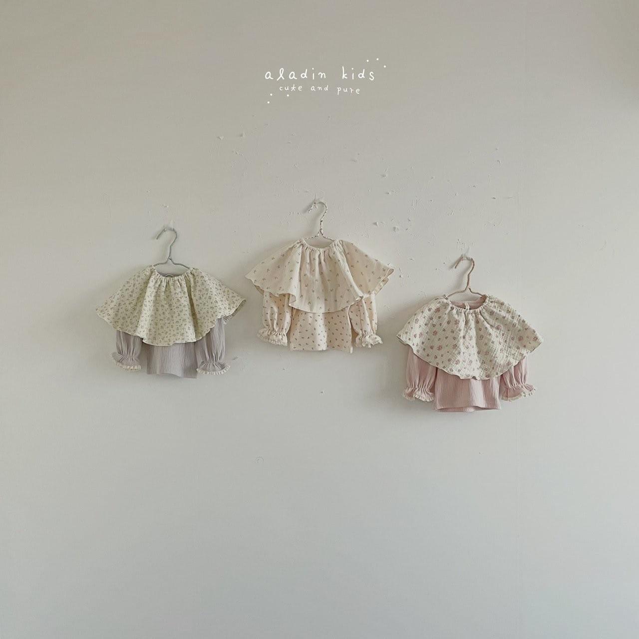 ALADIN - Korean Children Fashion - #Kfashion4kids - Everyday Bib - 3
