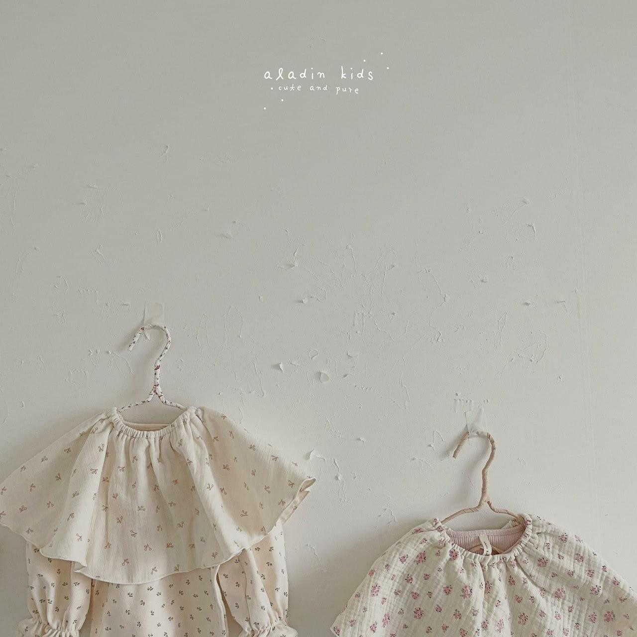ALADIN - Korean Children Fashion - #Kfashion4kids - Everyday Bib - 5