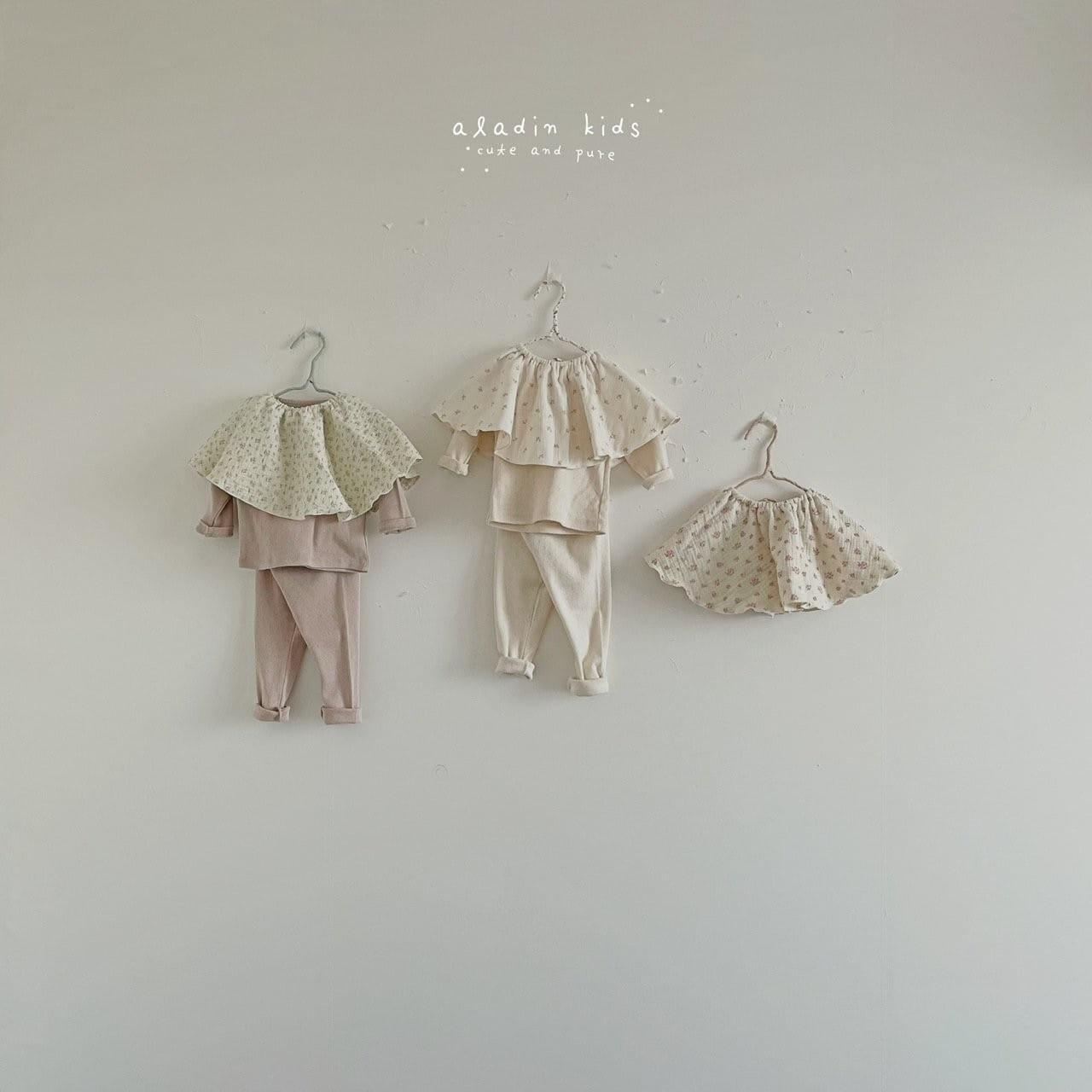 ALADIN - BRAND - Korean Children Fashion - #Kfashion4kids - Everyday Bib
