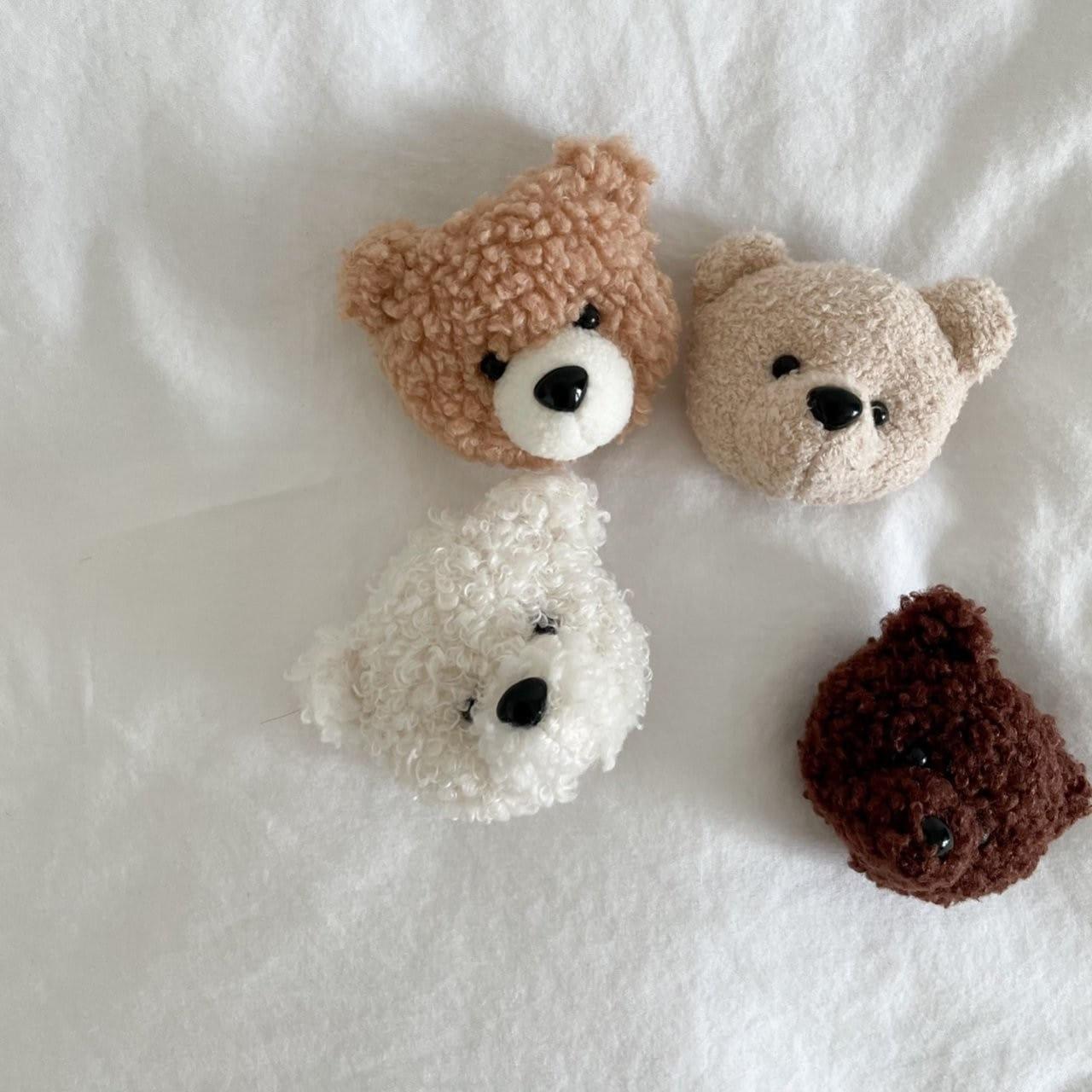 ALADIN - Korean Children Fashion - #Kfashion4kids - Bear Brooch - 2