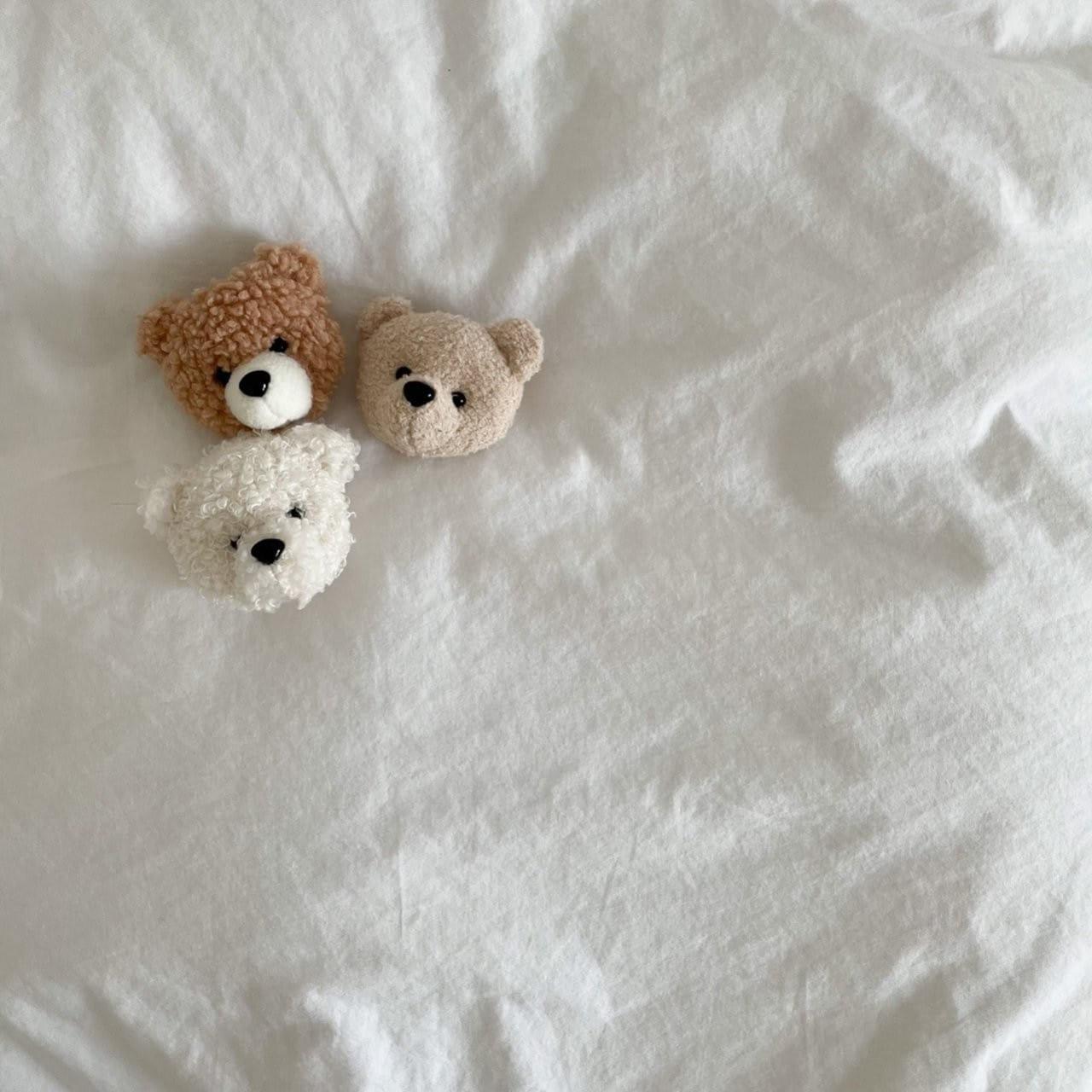 ALADIN - Korean Children Fashion - #Kfashion4kids - Bear Brooch - 3