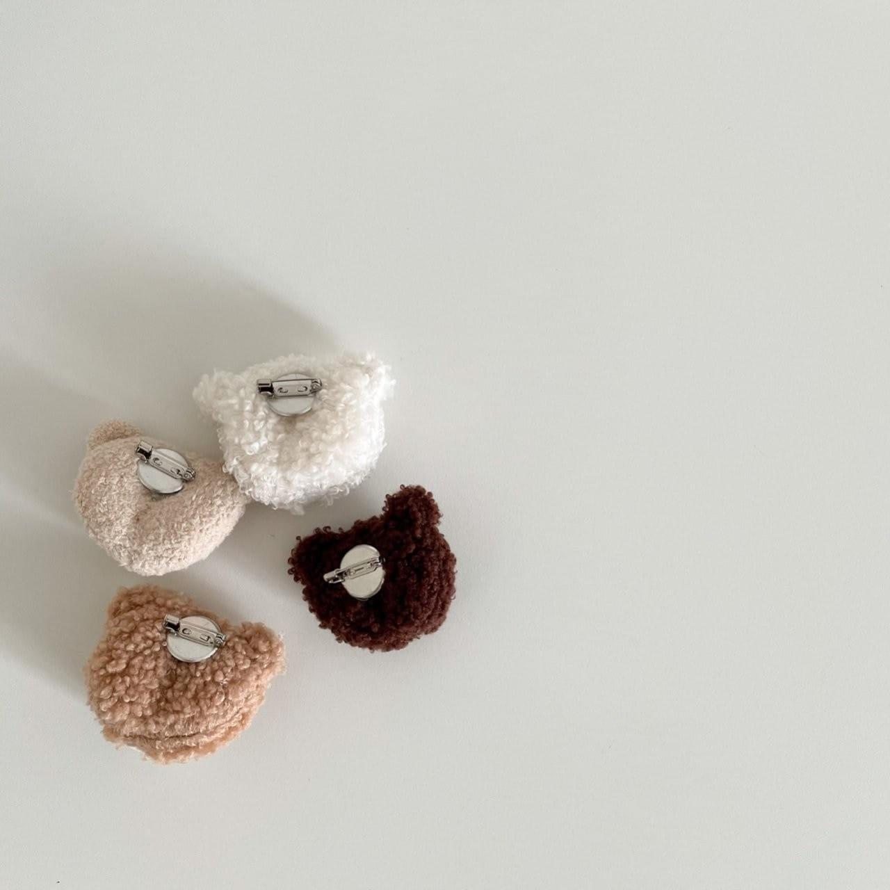 ALADIN - Korean Children Fashion - #Kfashion4kids - Bear Brooch - 4