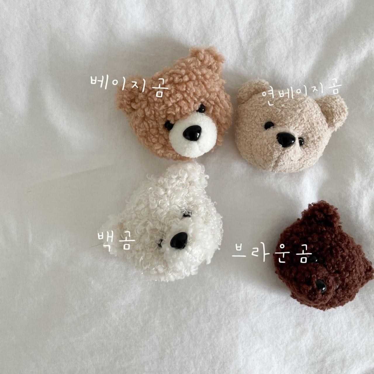 ALADIN - Korean Children Fashion - #Kfashion4kids - Bear Brooch - 6