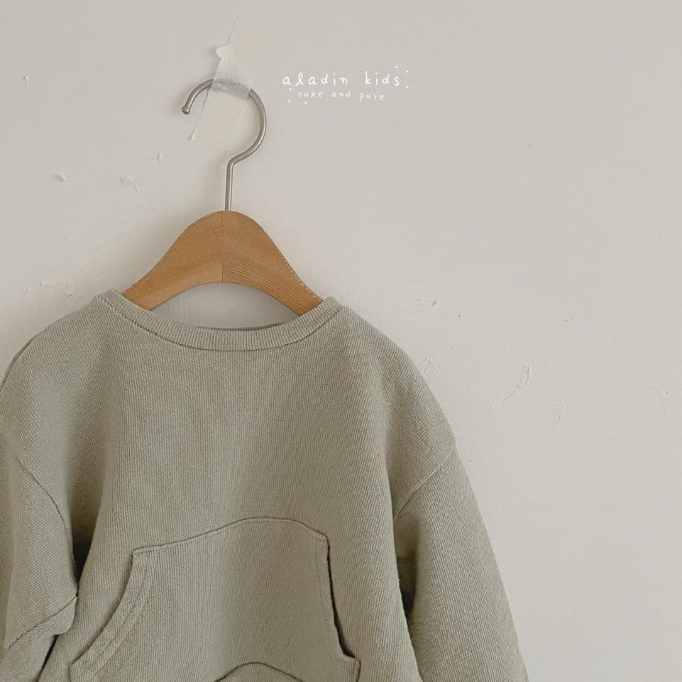 ALADIN - Korean Children Fashion - #Kfashion4kids - Kangaroo Tee - 11