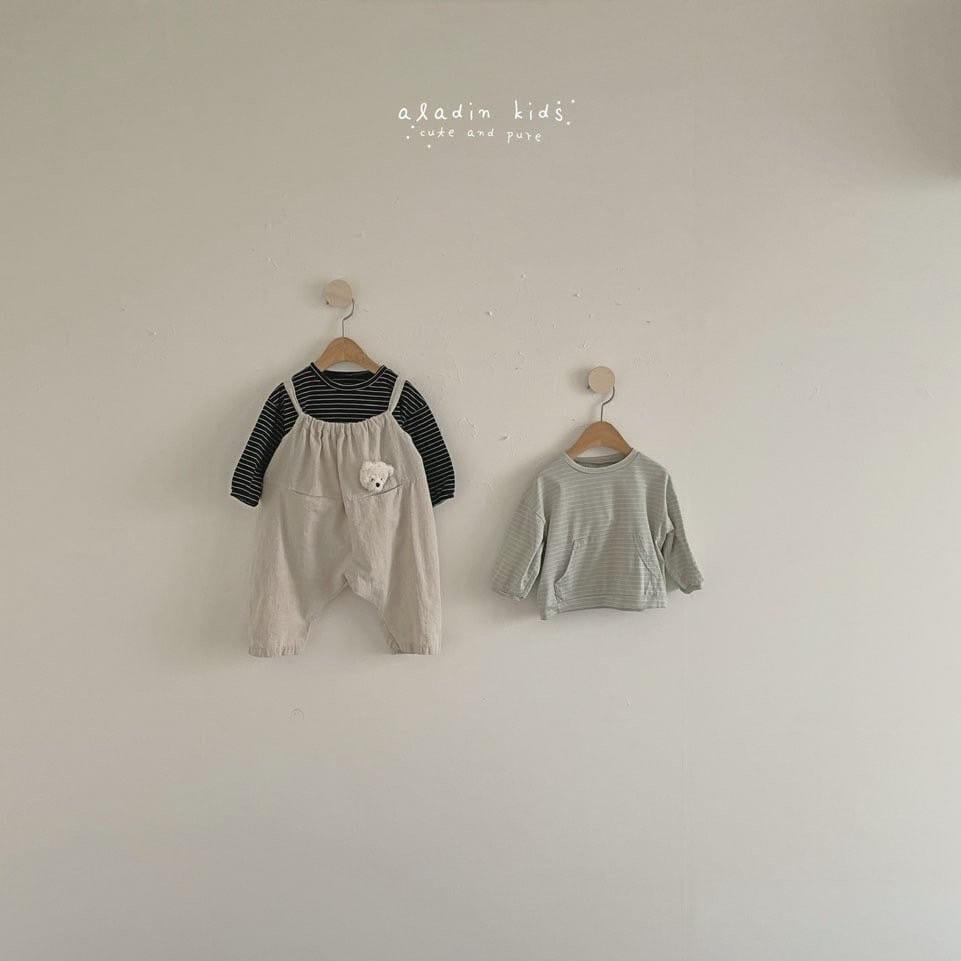 ALADIN - Korean Children Fashion - #Kfashion4kids - Kangaroo Tee - 4