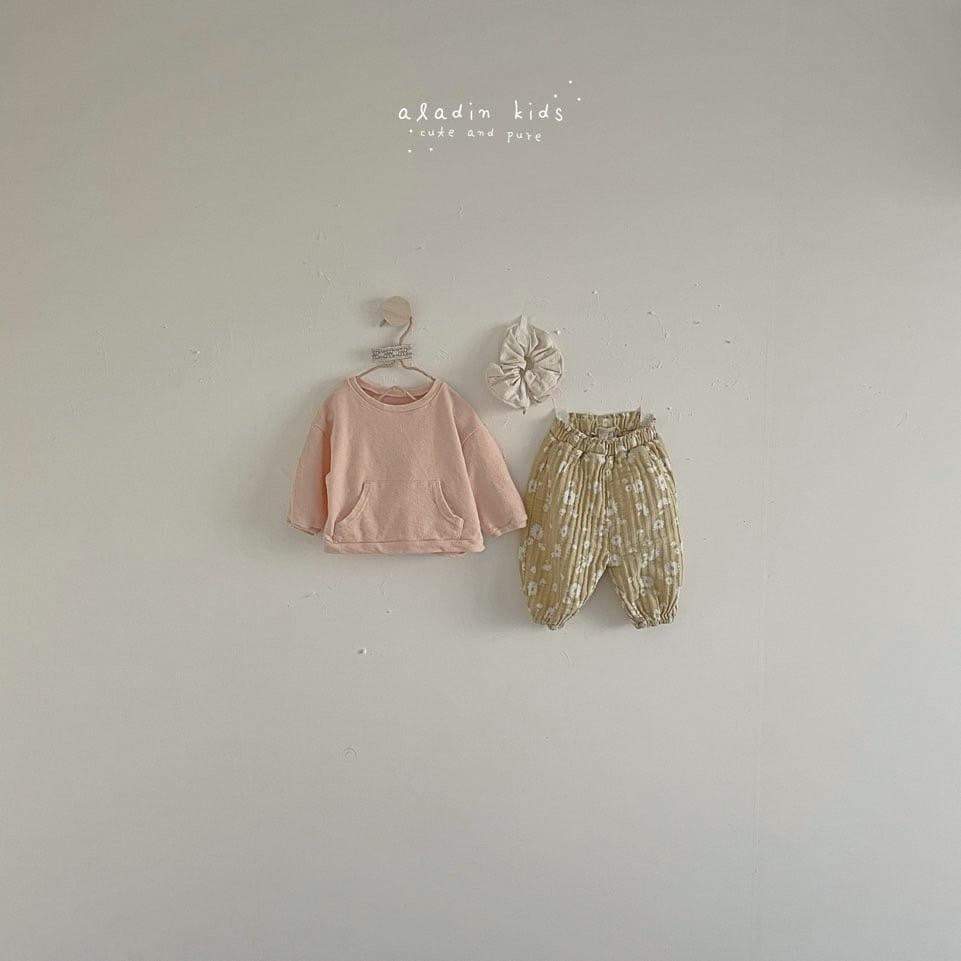 ALADIN - Korean Children Fashion - #Kfashion4kids - Kangaroo Tee - 7