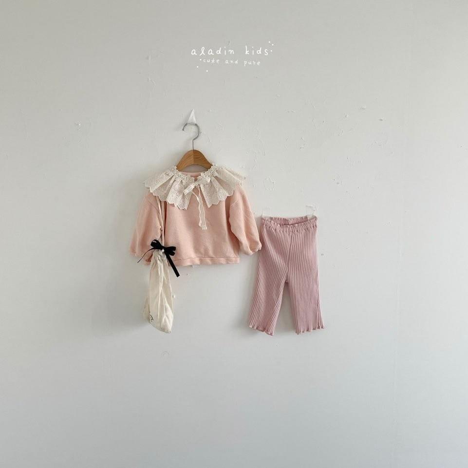 ALADIN - Korean Children Fashion - #Kfashion4kids - Kangaroo Tee - 8