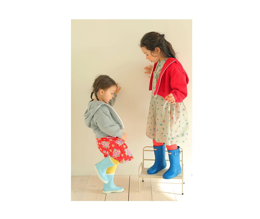 AMBER - Korean Children Fashion - #Kfashion4kids - Ready Hoody Jacket
