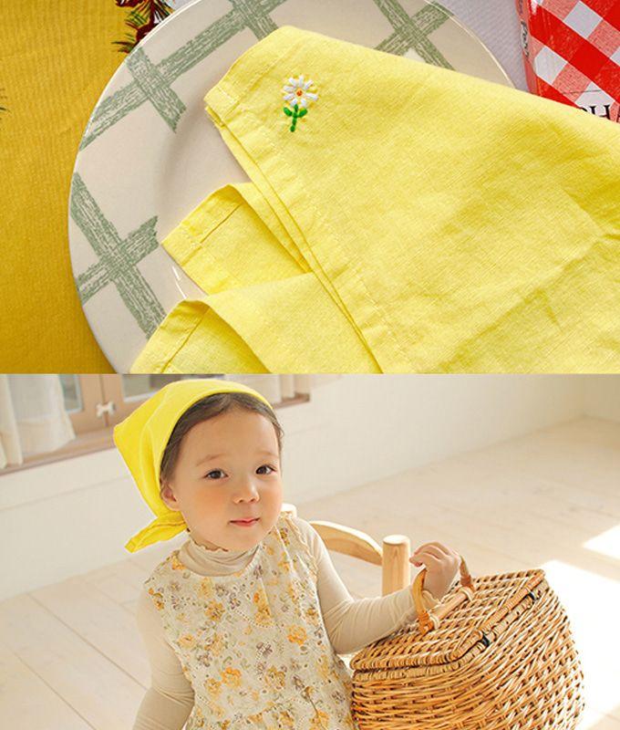 AMBER - BRAND - Korean Children Fashion - #Kfashion4kids - Ripley Bandana