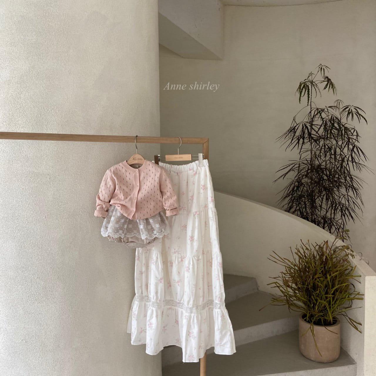 ANNE SHIRLEY - Korean Children Fashion - #Kfashion4kids - Mom Blossom Skirt  - 2