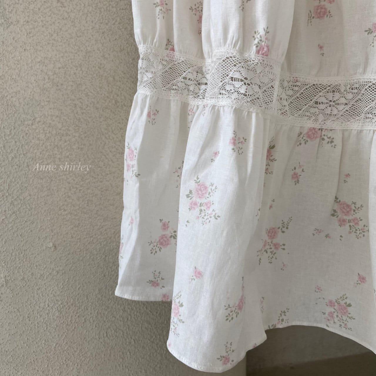 ANNE SHIRLEY - Korean Children Fashion - #Kfashion4kids - Mom Blossom Skirt  - 4