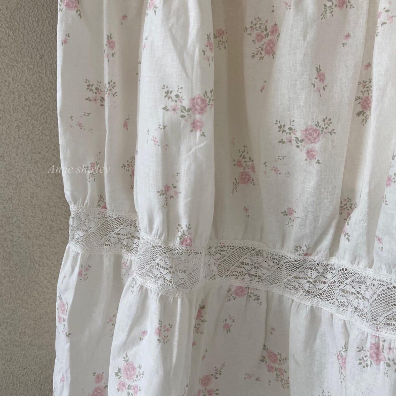 ANNE SHIRLEY - Korean Children Fashion - #Kfashion4kids - Mom Blossom Skirt  - 5