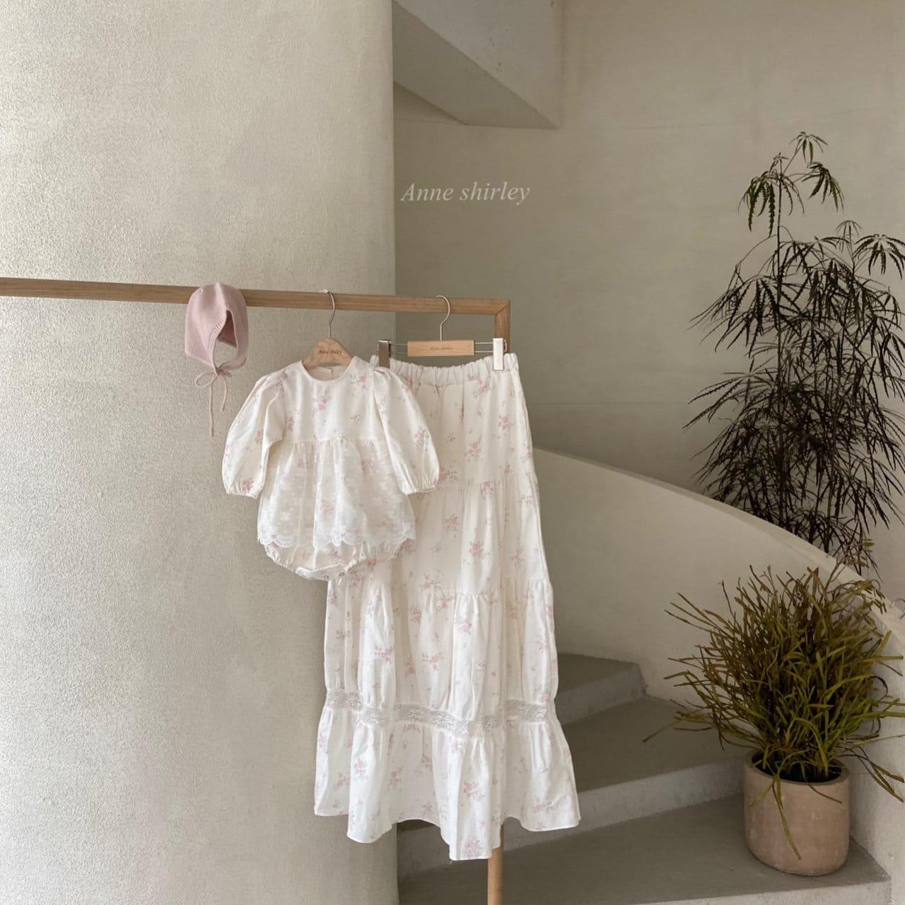 ANNE SHIRLEY - Korean Children Fashion - #Kfashion4kids - Mom Blossom Skirt  - 6