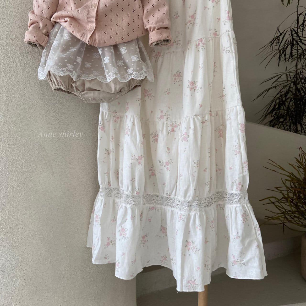 ANNE SHIRLEY - Korean Children Fashion - #Kfashion4kids - Mom Blossom Skirt  - 7