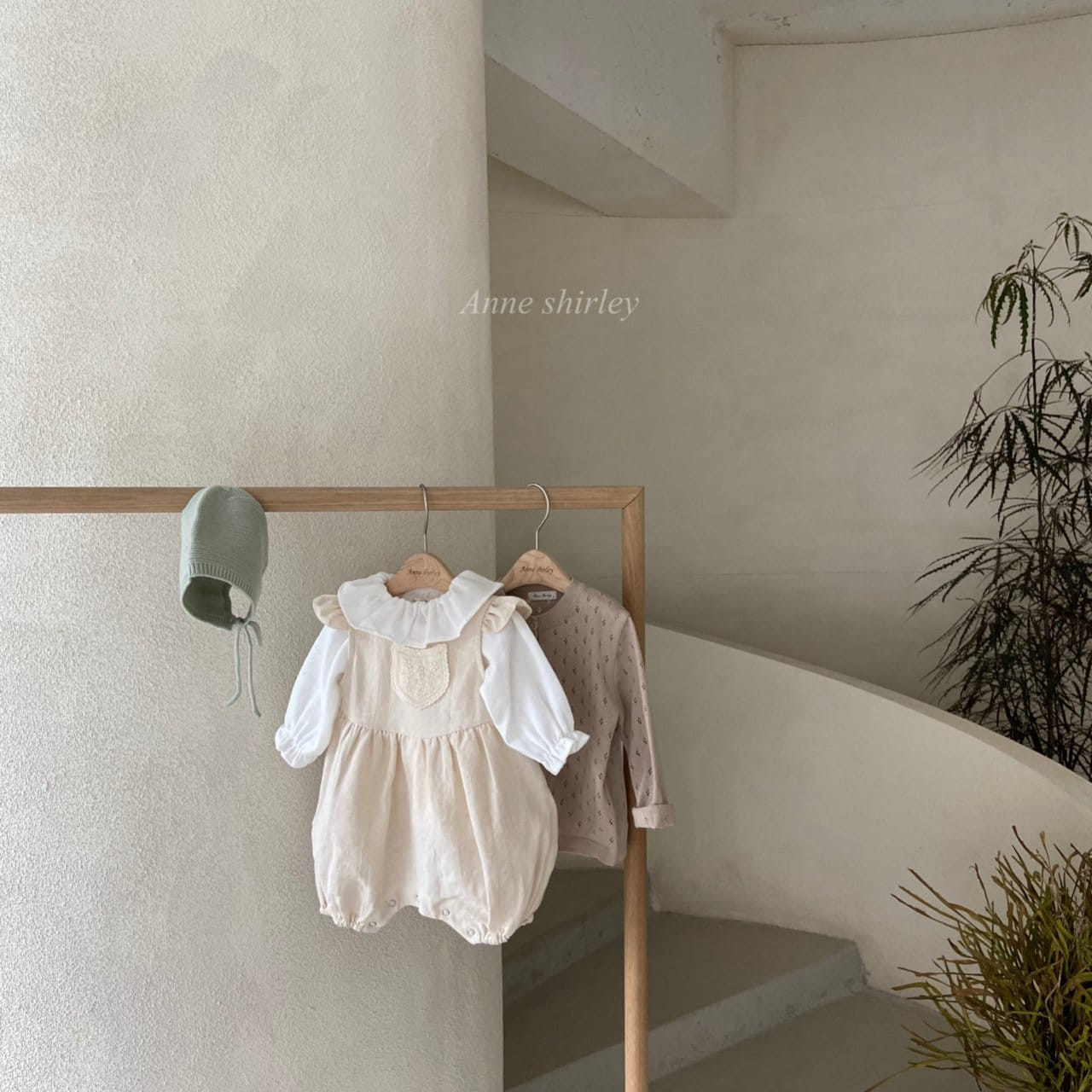 ANNE SHIRLEY - Korean Children Fashion - #Kfashion4kids - Momo Wings Bodysuit - 2