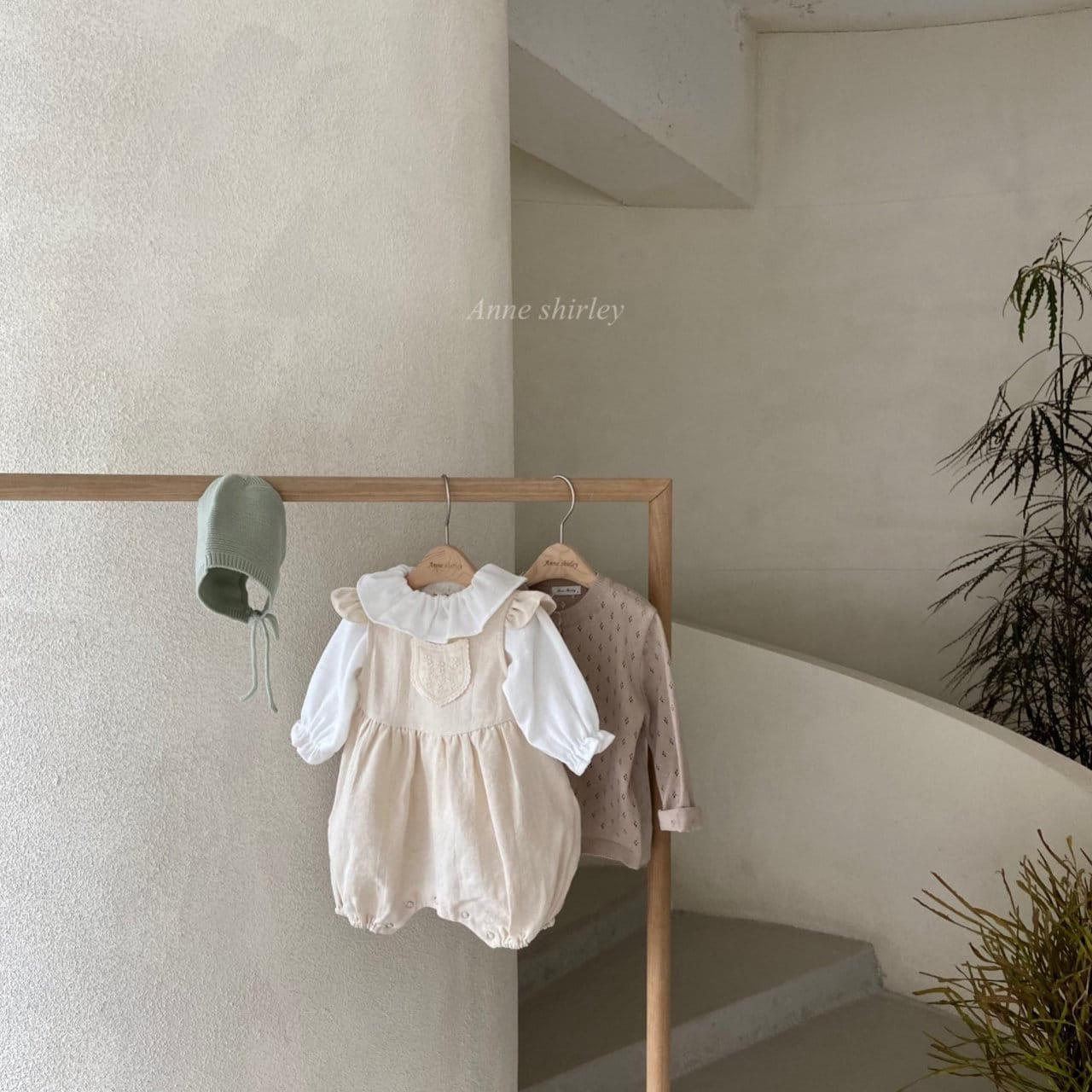 ANNE SHIRLEY - Korean Children Fashion - #Kfashion4kids - Momo Wings Bodysuit - 3