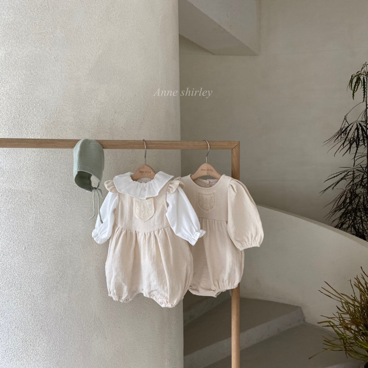 ANNE SHIRLEY - Korean Children Fashion - #Kfashion4kids - Momo Wings Bodysuit - 4