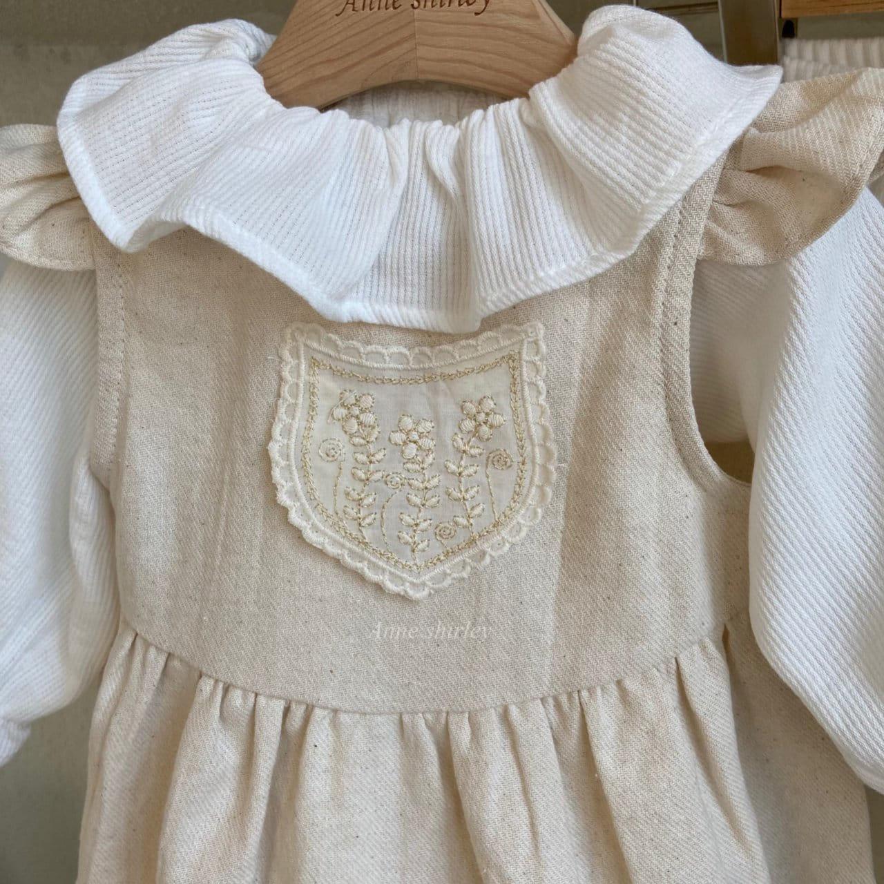 ANNE SHIRLEY - Korean Children Fashion - #Kfashion4kids - Momo Wings Bodysuit - 5