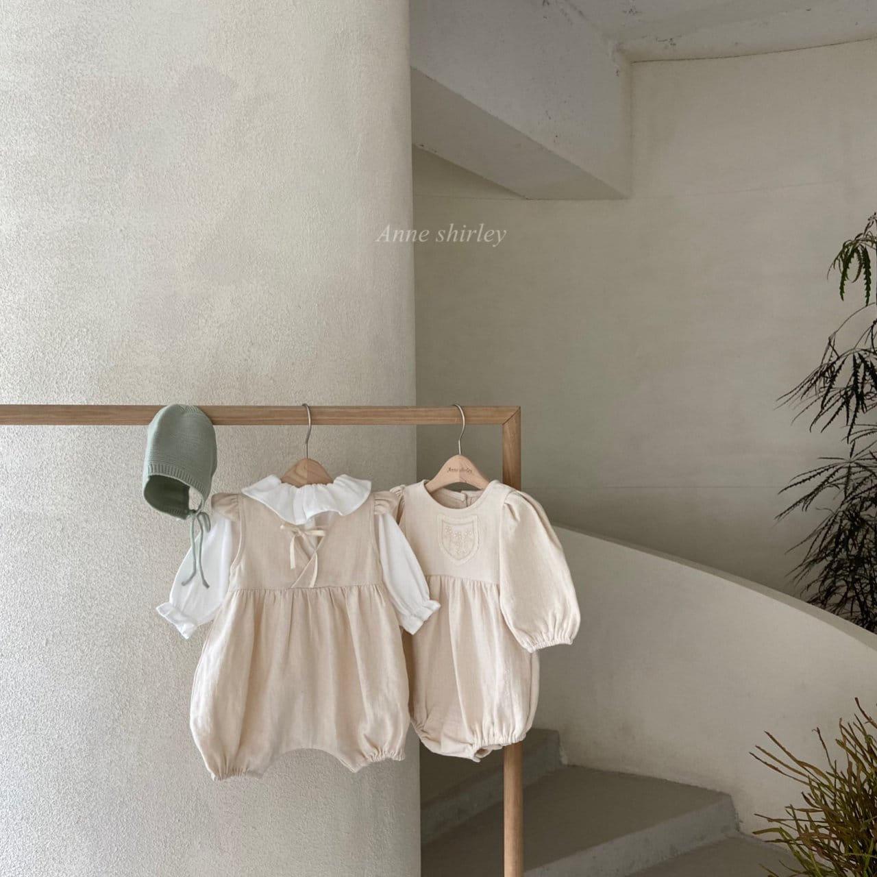 ANNE SHIRLEY - Korean Children Fashion - #Kfashion4kids - Momo Wings Bodysuit - 6
