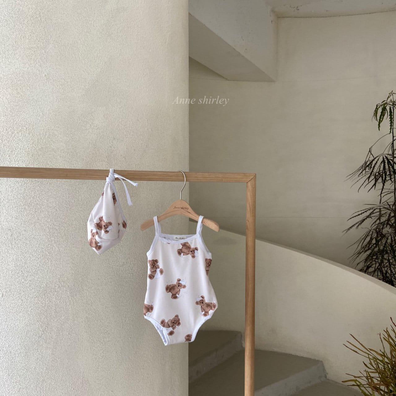 ANNE SHIRLEY - Korean Children Fashion - #Kfashion4kids - Bear Swimwear - 6