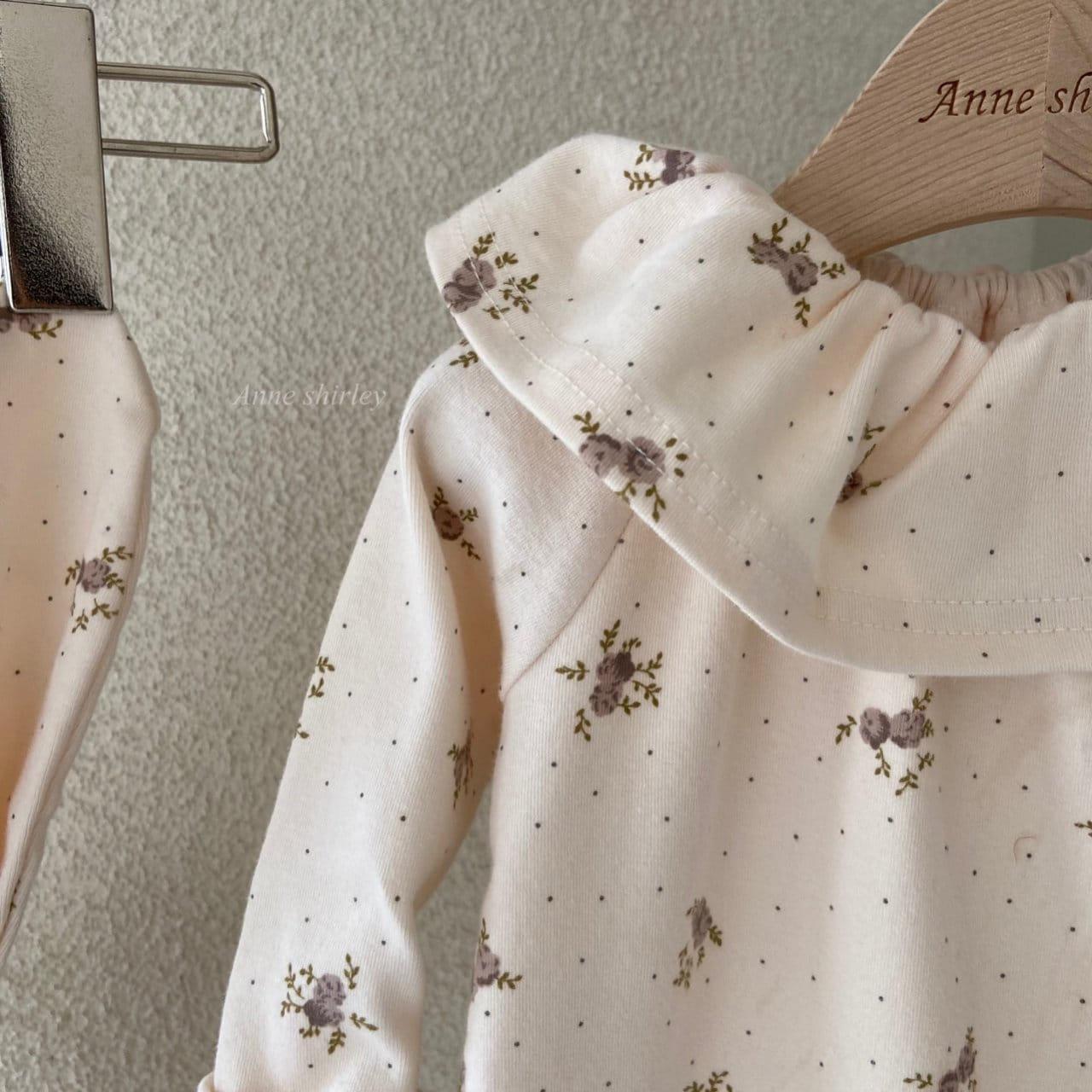 ANNE SHIRLEY - Korean Children Fashion - #Kfashion4kids - Romance Rabbit Bodysuit with Bonnet - 6
