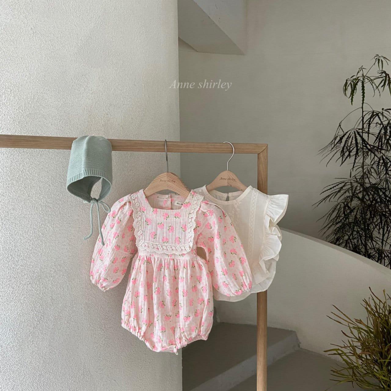 ANNE SHIRLEY - Korean Children Fashion - #Kfashion4kids - Addlia Puff Bodysuit