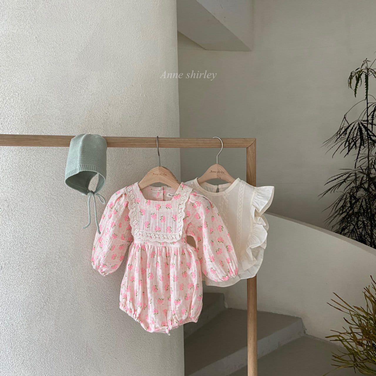 ANNE SHIRLEY - Korean Children Fashion - #Kfashion4kids - Addlia Puff Bodysuit - 2