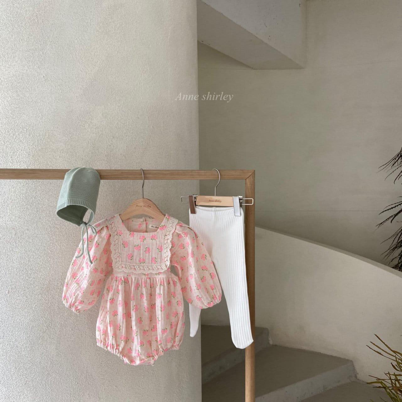 ANNE SHIRLEY - Korean Children Fashion - #Kfashion4kids - Addlia Puff Bodysuit - 3