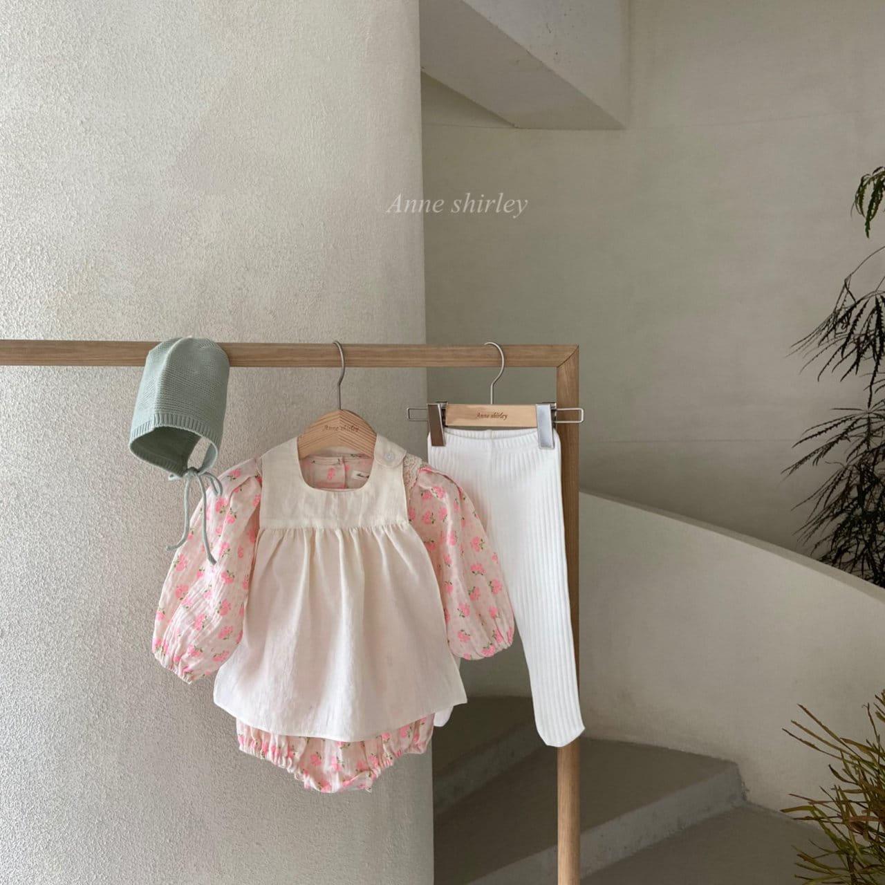 ANNE SHIRLEY - Korean Children Fashion - #Kfashion4kids - Addlia Puff Bodysuit - 4