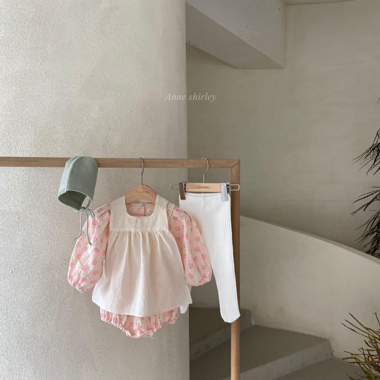 ANNE SHIRLEY - Korean Children Fashion - #Kfashion4kids - Addlia Puff Bodysuit - 7
