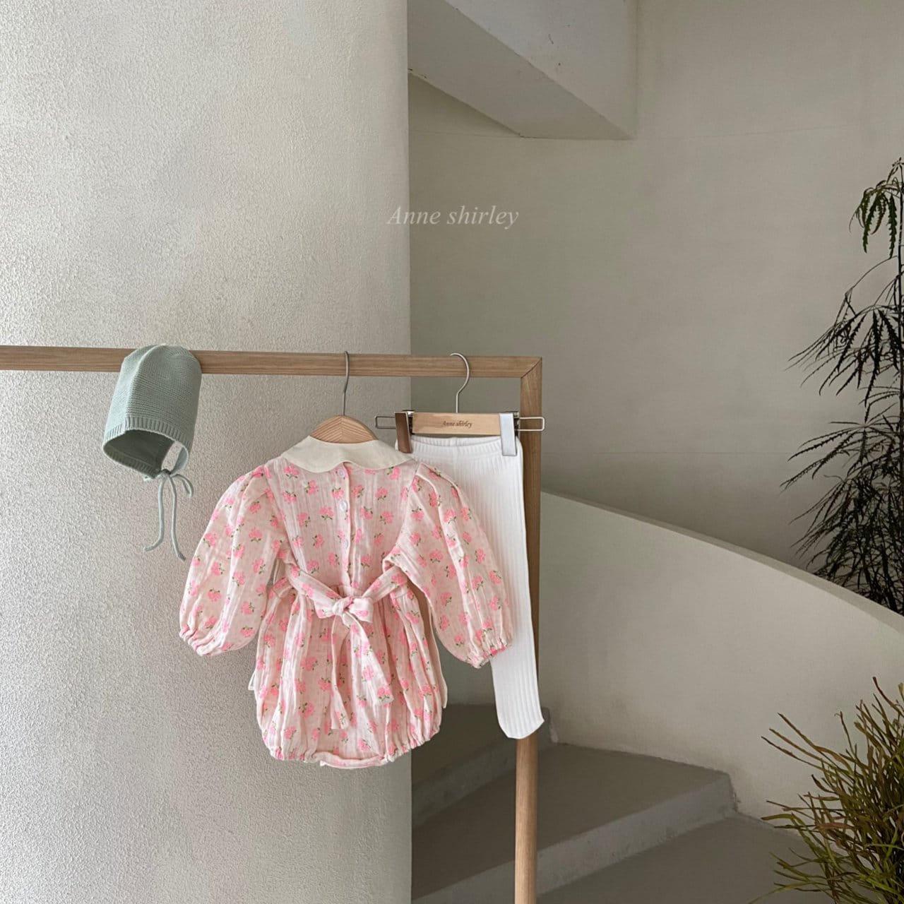 ANNE SHIRLEY - Korean Children Fashion - #Kfashion4kids - Addlia Puff Bodysuit - 8