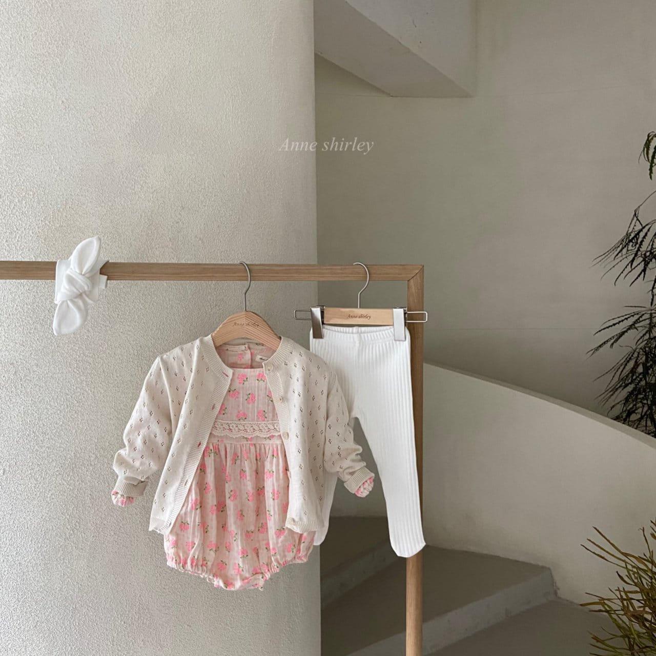 ANNE SHIRLEY - Korean Children Fashion - #Kfashion4kids - Addlia Puff Bodysuit - 9