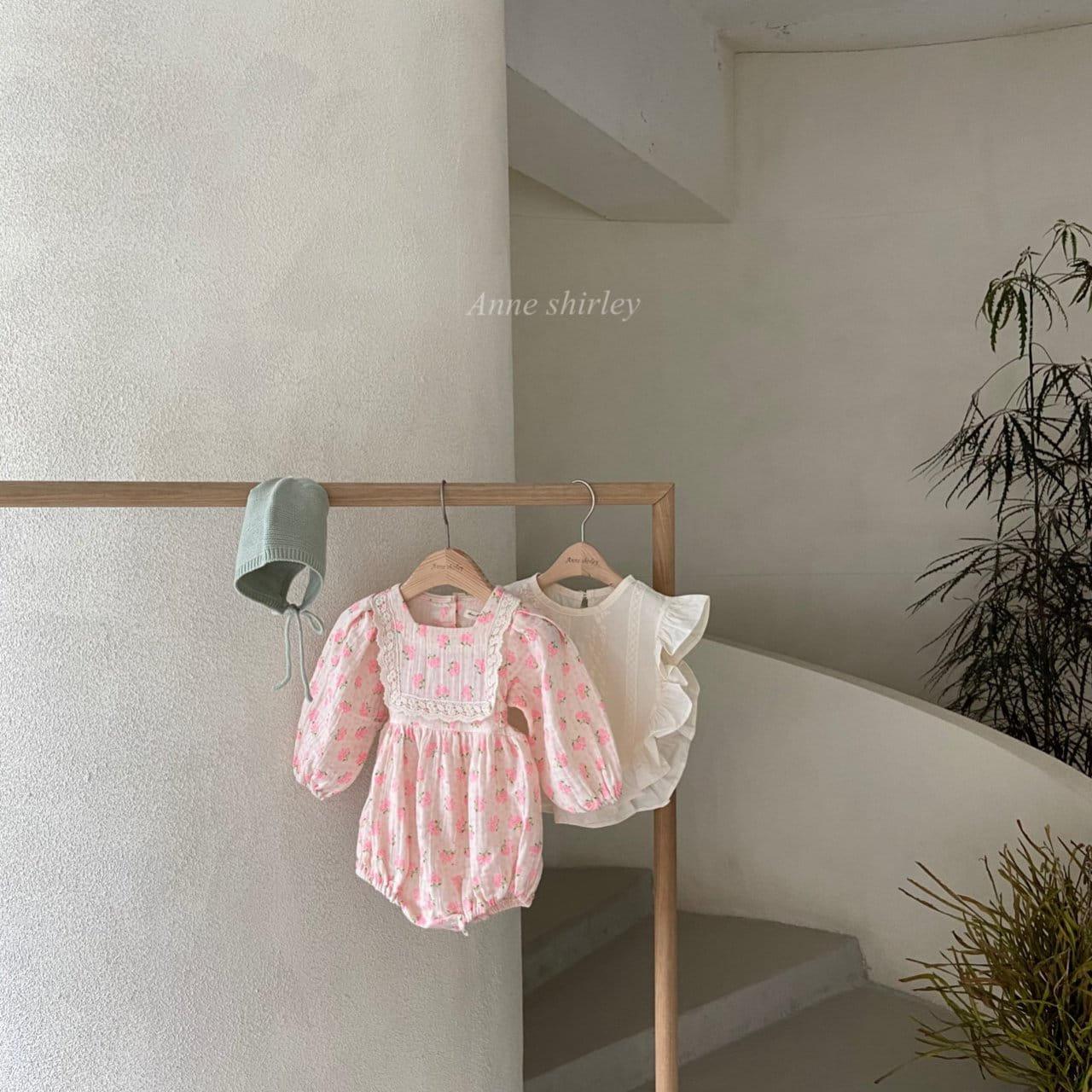 ANNE SHIRLEY - BRAND - Korean Children Fashion - #Kfashion4kids - Addlia Puff Bodysuit