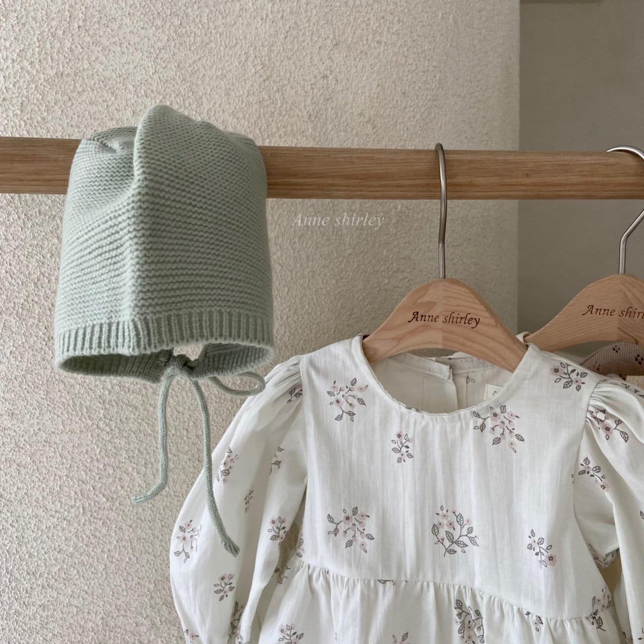 ANNE SHIRLEY - Korean Children Fashion - #Kfashion4kids - Ben Flower Bodysuit - 2