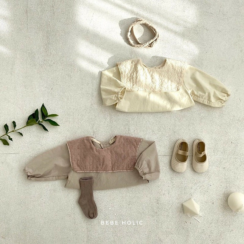 BEBE HOLIC - Korean Children Fashion - #Kfashion4kids - Jasmine Bodysuit