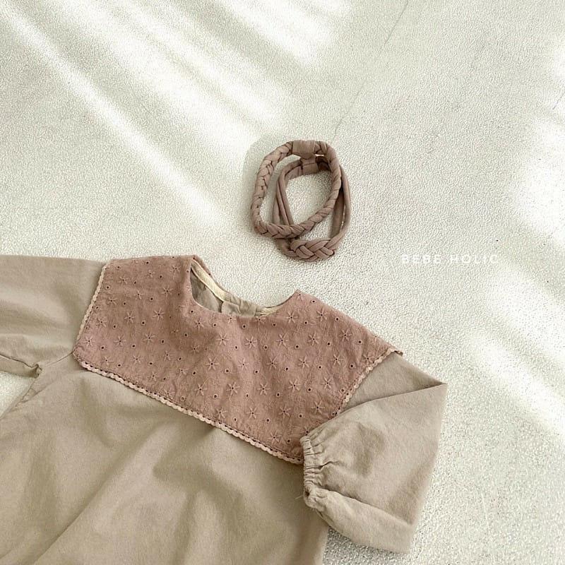 BEBE HOLIC - Korean Children Fashion - #Kfashion4kids - Jasmine Bodysuit - 2